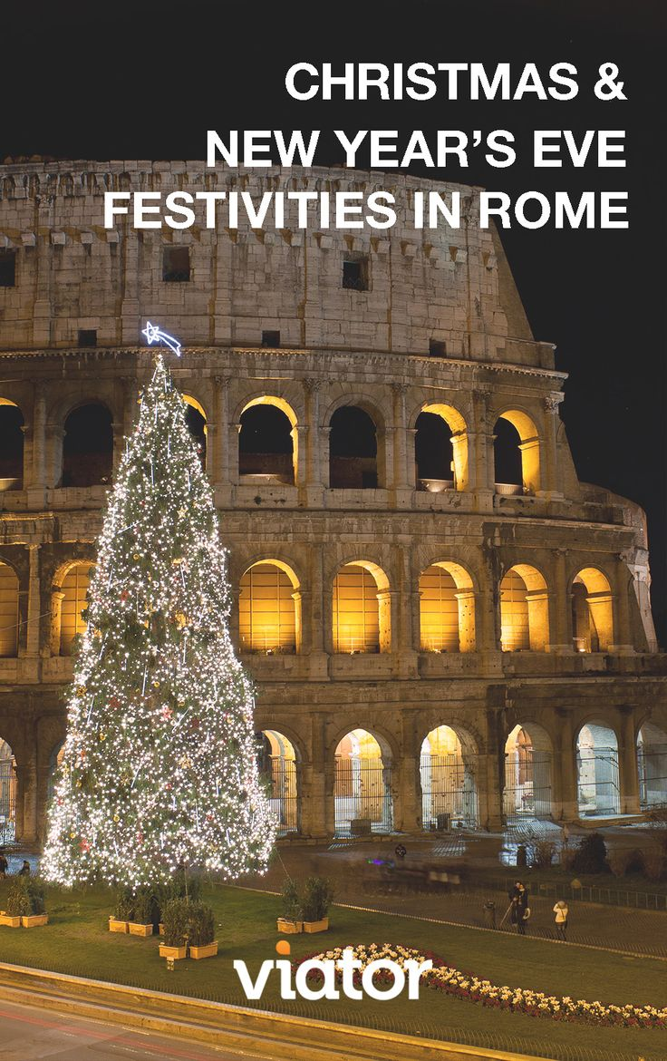 What better place to celebrate Christmas than in the Eternal City where it all began. Whether you're keen to embrace the religious side of Christmas or simply want to see the Italian way of life, Christmas in Rome is sure to be an unforgettable experience for all.