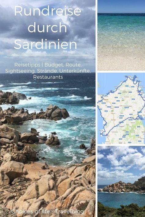 Urlaub in Sardinien – Reisetipps für eine Rundreise