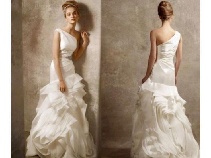 Cool Vera Wang wedding dress