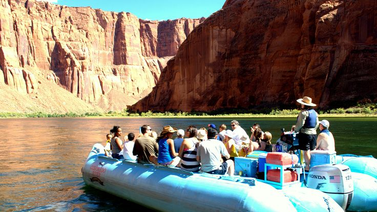 Canyon Smooth Water Bus Trip | Papillon Grand Canyon Tours