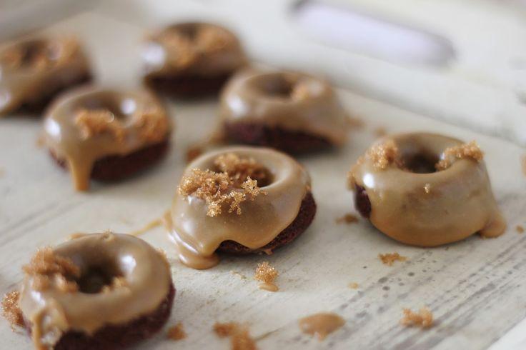 KakkuKatri: Fariini-suklaadonitsit