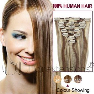 16 best 30 inch clip in hair extensions images on pinterest 30 inch 8613 clip in hair extensions 160g pmusecretfo Choice Image