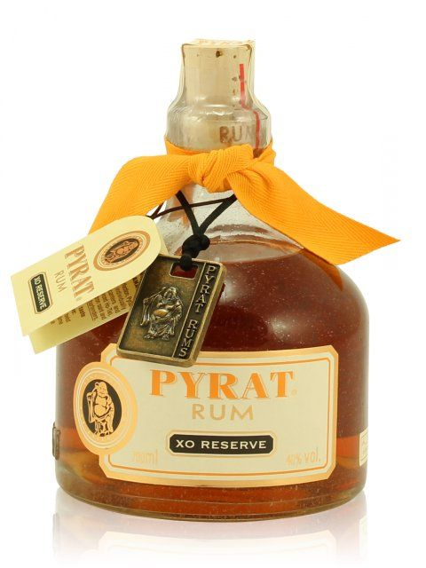 """Pyrat #Rum XO Reserve 0,7L (40% Vol.) // """"Drink up me hearties, YO-HO"""" - If you ever wondered what a pirat's life tastes like - try this!   // #RockDrinks #Pyrat// http://www.rock-drinks.de/Rum/Pyrat-Rum-XO-Reserve-07L-40-Vol::1535.html"""