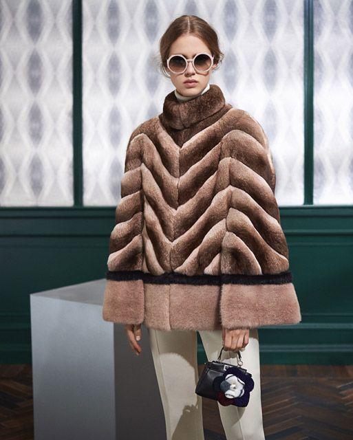 FENDI   fur collection FW 16-17