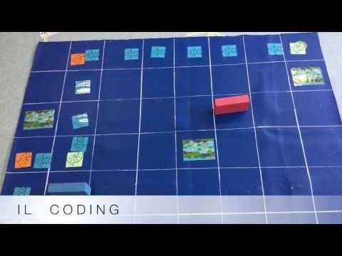 Presentazione del Coding! classe 1° sc. primaria - YouTube