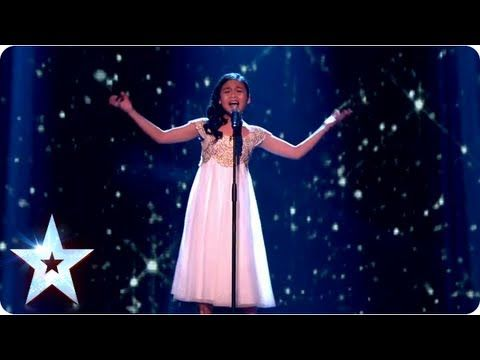 Arisxandra Libantino singing 'The Voice Within' | Final 2013 | Britain's...