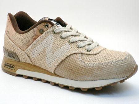 New Balance hemp sneaker