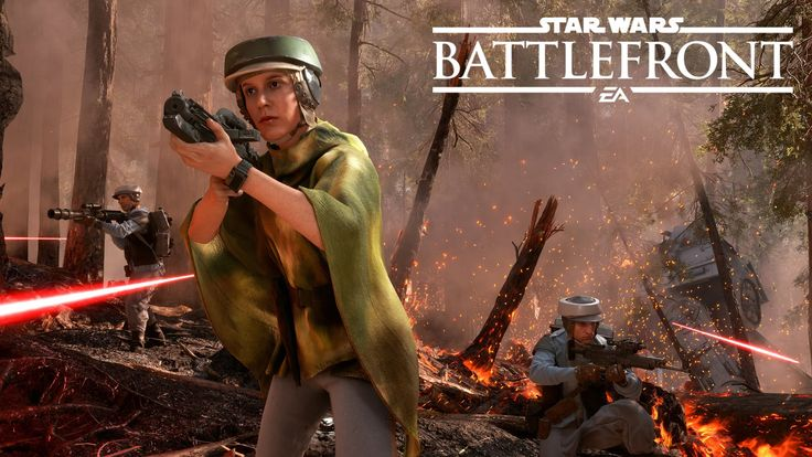 Star Wars™ Battlefront™ is available now on PS4, PC and Xbox One.
