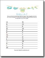 baby shower game baby shower pinterest
