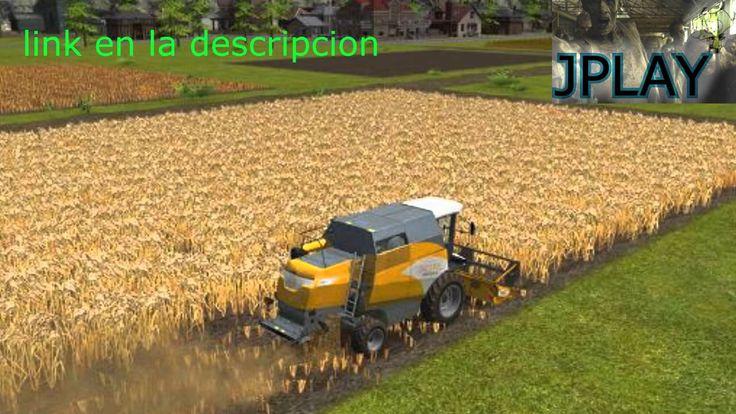 Farming simulator 16 para android apk