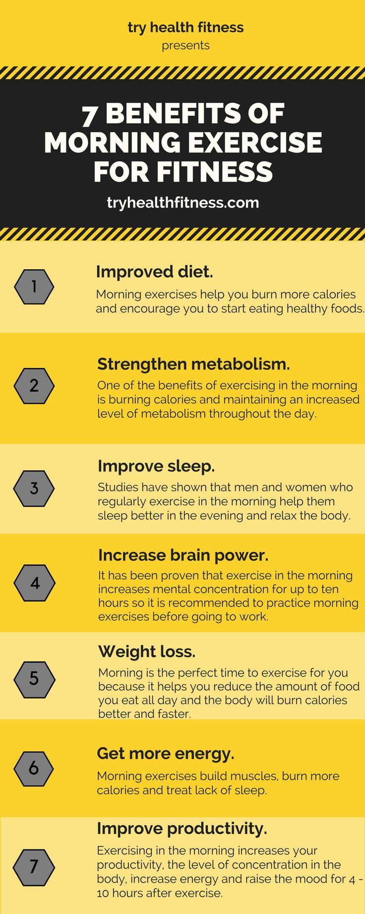 9 Amazing Benefits of Morning Exercise Before Breakfast + Routine
