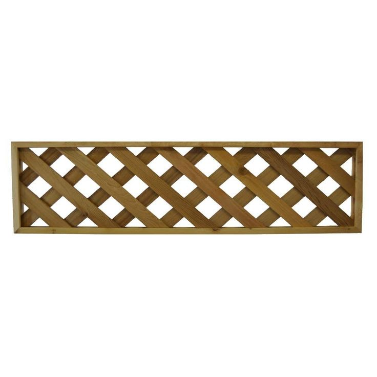 Cedar Lattice Panels ~ Cedar lattice panels home depot woodworking projects plans