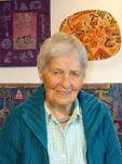 She has been faithful in her art for 7 decades.  See the retrospective at the Mingei, San Diego.