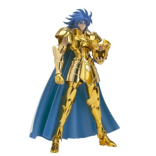 Amazon.com: Saint Seiya Saint Cloth Myth Ex Gemini Saga Figure: Toys & Games