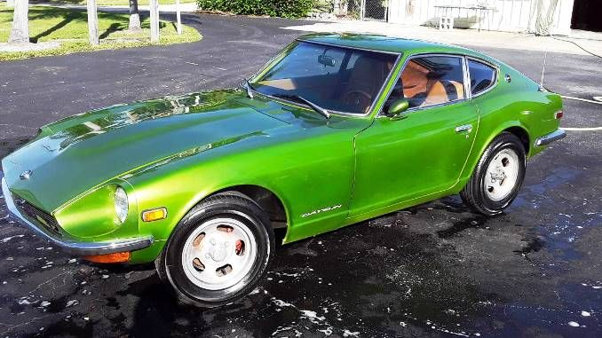 1972 rebuilt manual in lake worth fl in 2020 lake worth nissan z cars lake pinterest