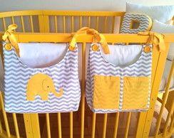 Porta fraldas + roupa suja