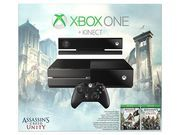 Image of Microsoft Xbox One Console Kinect Assassin's Creed: Unity Bundle
