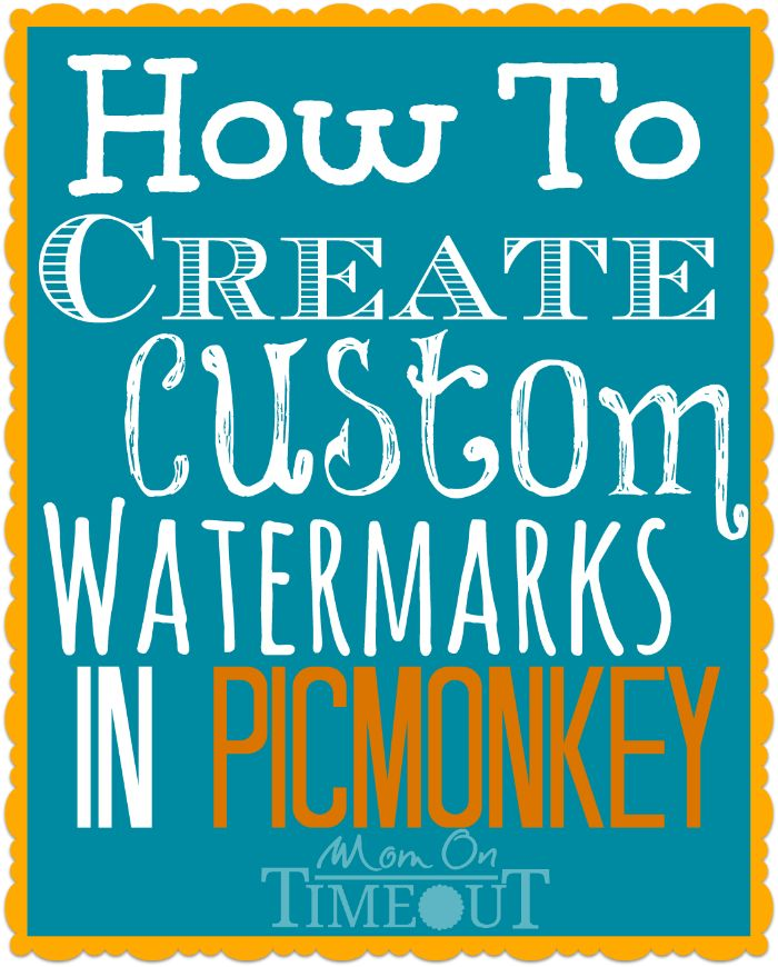 how to create a picture watermark in publisher