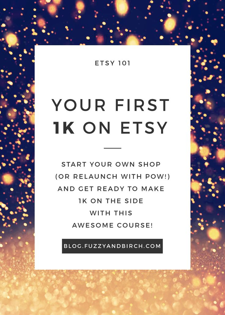 Ever wonder what it's like to be a successful Etsy seller? Read the uncensored truth and learn how to build your own online business.