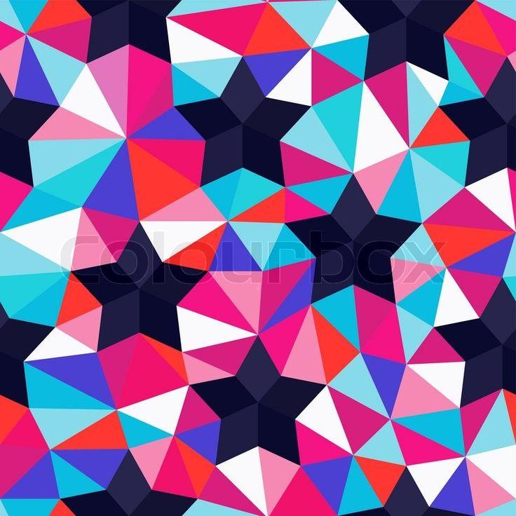 Papier Mosaik - geometrische Formen - Google-Suche