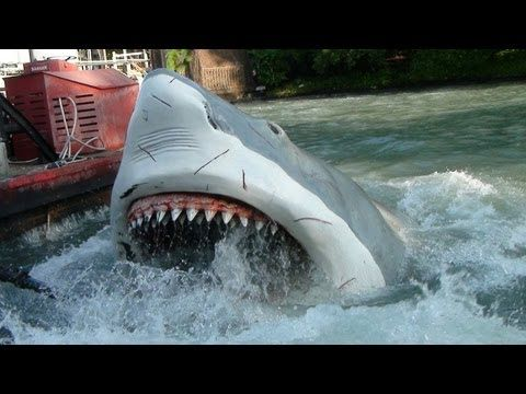 LEGO SHARK ATTACK 2 - YouTube