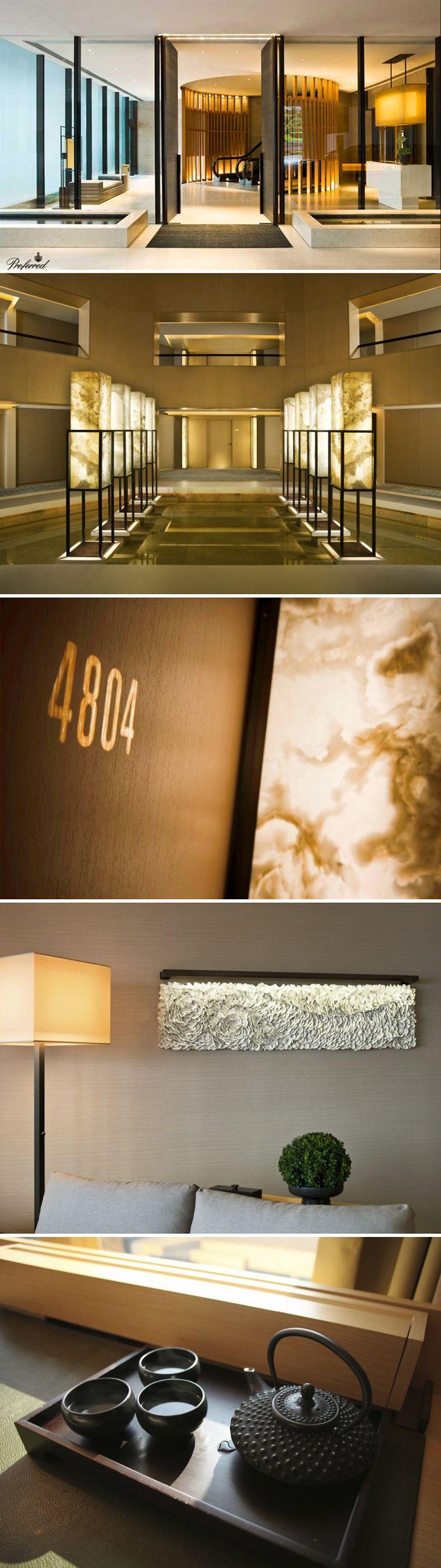 The Upper House_Hong Kong by Andre Fu_AFSO Design Studio_HK  More at Interior Design Shop http://interiordesignshop.net/