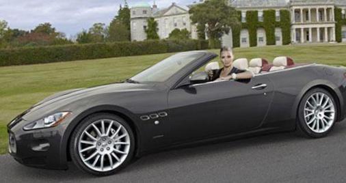 Maserati GranCabrio cost - http://autotras.com