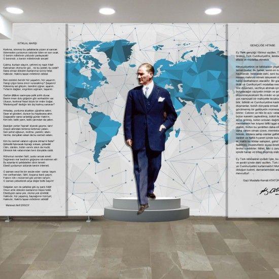 Atatürk Köşesi #5 #Vega Okulları