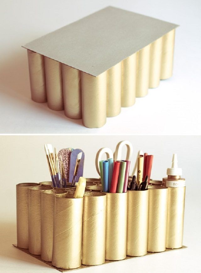 12 Ways To Reuse Empty Toilet Paper Rolls Around The House