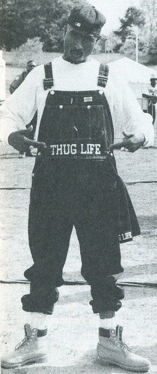 I chose this image as I feel that the music genre hip hop is usually stereotyped as 'thug music'