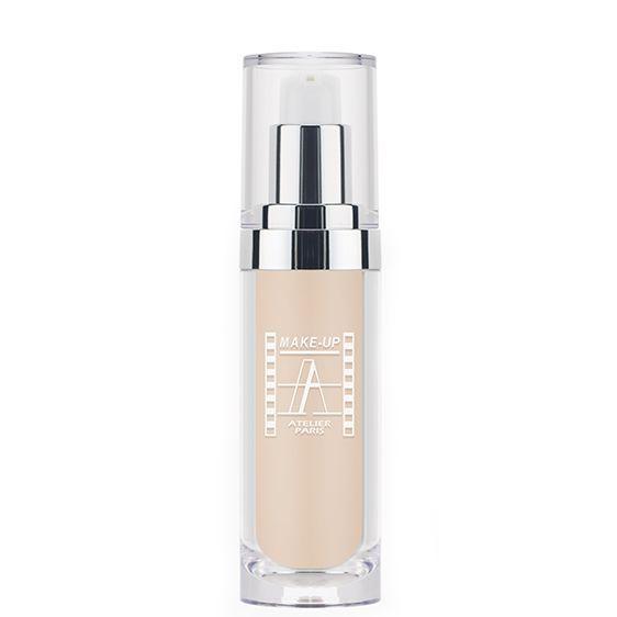 La base de maquillaje waterproof es a prueba de agua , de sudor, de las lágrimas y del sebo, gracias a un tratamiento específico de sus pigmentos. Debido a la utilización de aceites volátiles y de gel de silicona, con esta base resistente al agua...
