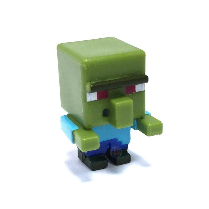 Minecraft Toys And Mini Figures For Kids : Highly collectable minecraft mini figure zombie villager