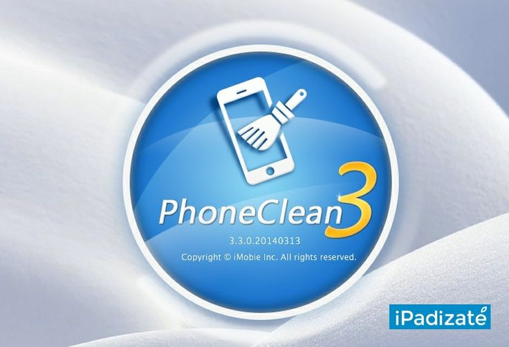 Cómo Liberar Espacio en la Memoria de tu iPad o iPhone con PhoneClean