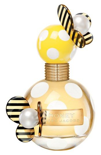 MARC JACOBS 'Honey' Eau de Parfum ~ Nice and citrus-y, good for fall.