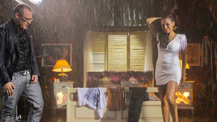 Behind the scene - Codrin Roibu / What's Up and Andra Maruta