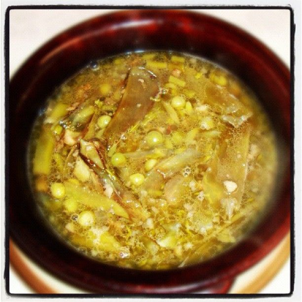 Garmugia Soup Recipe from Lucca
