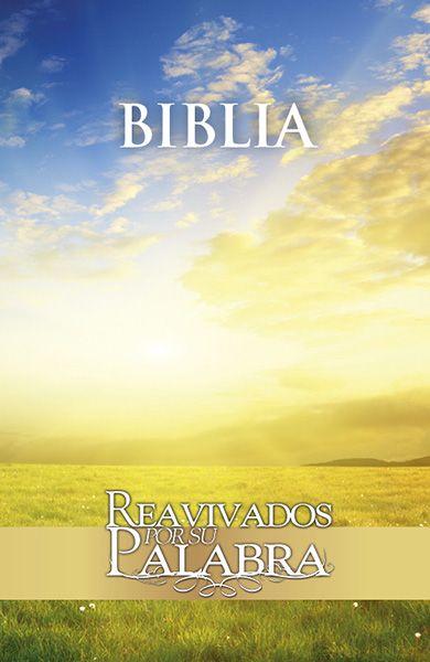 """Esta Biblia NRV2000 contiene el plan mundial de la Iglesia Adventista: """"Reavivados por su Palabra"""""""