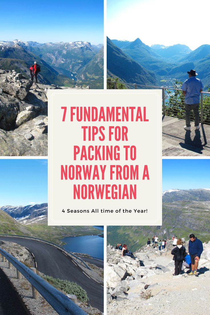Not having the right clothes or shoes is not going to break the trip in Norway, but it can be less comfortable. Let's make it a pleasant trip and let's do the packing to Norway right for the first time packing. In this way: Enjoying the trip in Norway and not using energy on being cold in May, because you have packed a warm jacket!