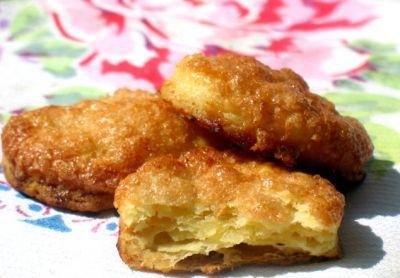 Польское сметанное печенье (smietankowe ciasteczka)
