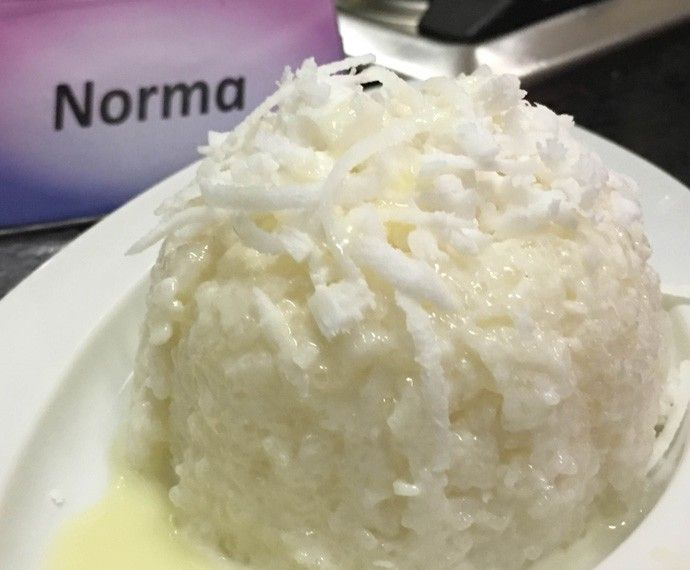 Cuzcuz da Norma | Doces e sobremesas | Mais Você - Receitas Gshow