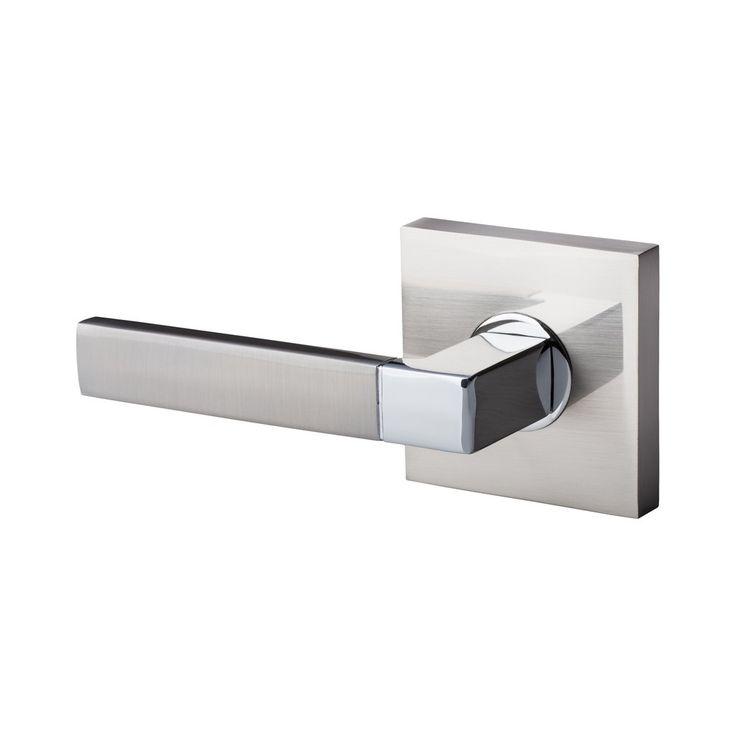 BAI 3020 Inactive / Dummy Modern Door Lever / Handle Set