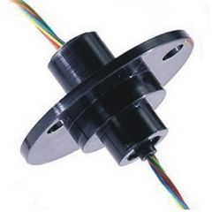 Capsule slip ring enjoys the main feature of compact design which could provide signal/power combination circuits ( Ethernet, USB, RS, Canbus, video, sensor, power, control,etc. )