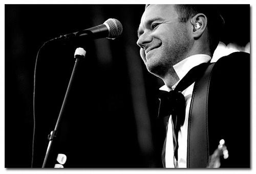 Joakim Berg, lead singer of Kent. Love this photo, for some reason.