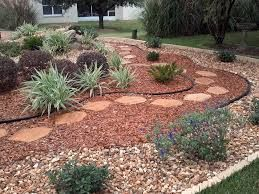 Image result for no grass landscaping