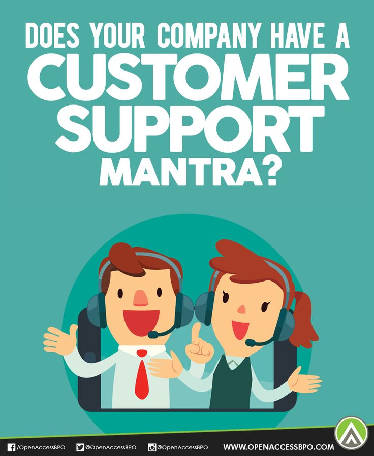 As part of your #business' corporate #branding, you've probably decided on your company logo and tagline, but how about a #CustomerService mantra? [ #CallCenterTips ]