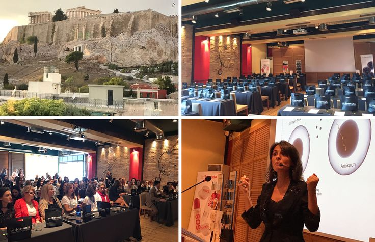 We had our POINT product launch with some of our top skin specialists in Athens, Greece, this weekend. A big thank you to our great team in Greece - with pHformula's founder Petru van Zyl and Susanna Porras (International Educator) #Peptiderevolution #point #skinspecialists