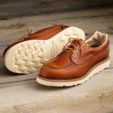 Men's Contractor's Oxford Work Shoes
