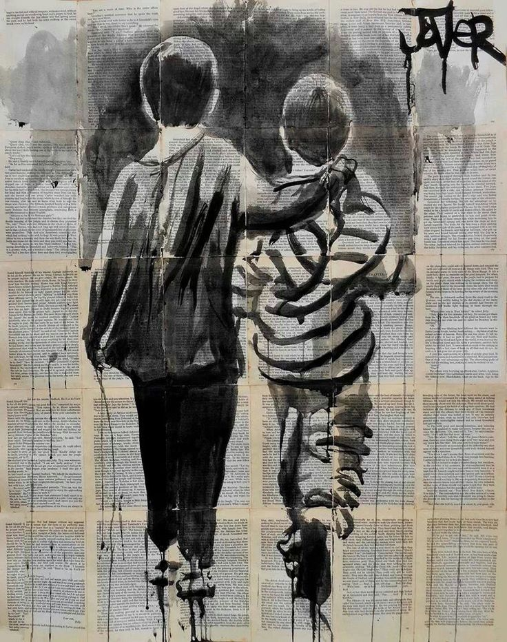 By Artist Loui Jover