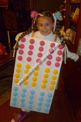 Candy Button costume