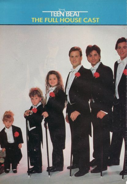 Full House cast this a true classical show where family learns life @aubraaayh13 BOB!